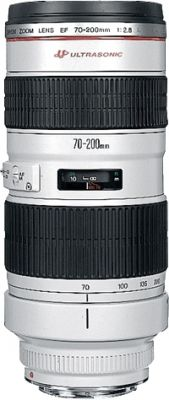 CANON - OBJECTIVA EF 70-200 MM 2.8 L USM