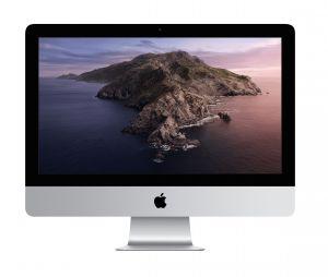 APPLE - iMac 21.5P Intel Core i5 7a Geracao 2-core 2.3GHz dual-core / 256GB