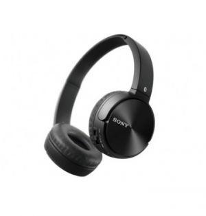 SONY - MDR-ZX330BT - Design rotativo para um transporte fácil: Diafragma de 30 mm: Ligação NFC de um só toque: Autonomia de 30 horas com reprodução de música