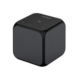 SONY - Colunas sem fios Som Potente de 10W NFC One touch / Bluetooth Mãos livres Wireless melhorado Bateria interna 12 h de duração aprox. - cor preto