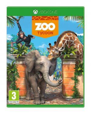 MICROSOFT - Xbox One Zoo Tycoon