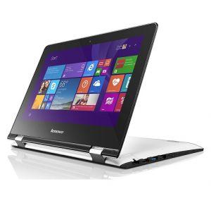 LENOVO - YOGA 300-11IBR-305 -  Intel Celeron N3060 1.6GHz 2.48GHz Dual-Core 4GB 500GB 11:6P TN HD (1366x768) Touch Windows 10 Home (64-bit) - White