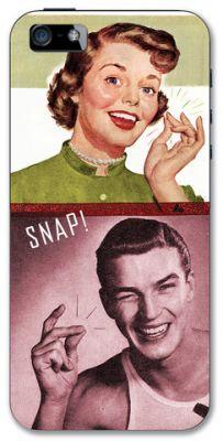 ARTBIRD - Snap-On iPhone 5 Snap!