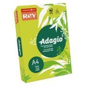 ADAGIO - Papel Fotocopia Adagio(cd14) A4 80gr (Verde Fluorescente) 1x500Fls