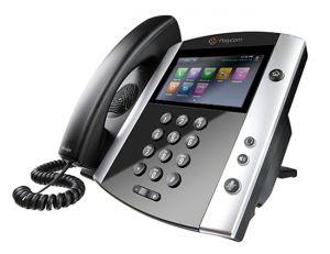 POLYCOM - VVX 600 - TELEFONE VOIP