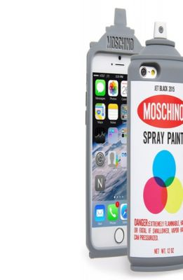 MOSCHINO - Spray Paint iPhone 6 / 6S