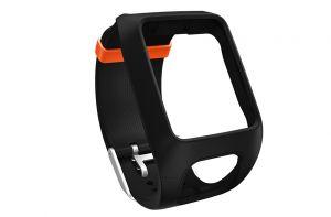 TOMTOM - Bracelete Adventurer Preta - Compativel com gama Adventurer, Spark/Runner2 e Spark3/Runner3