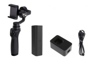 DJI - Osmo Mobile + Battery + Wall charger