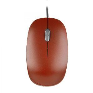 NGS - Desktop Optical Wired Mouse 1000 DPI Scroll Regular Size - Vermelho