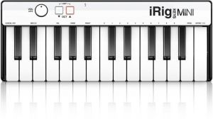 IK MULTIMEDIA - TECLADO IRIG KEYS MINI
