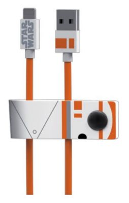 TRIBE - Cabo Star Wars USB-lightning (BB-8)