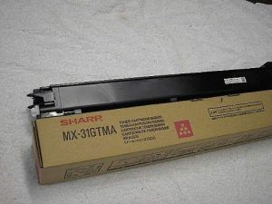 SHARP - Toner MX2301N / 2600 / 3100 Magenta