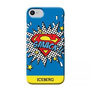 ICEBERG - SOFT CASE SUPERMAN IPHONE 7 (SMACK)