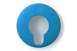 TomTom Capa de silicone - Azul
