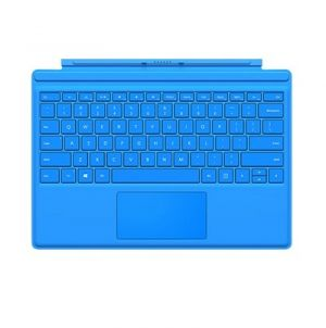 MICROSOFT - Type Cover 4 Bright Blue SP4/SP3