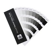 MUNSELL - NEUTRAL VALUE SCALE (GLOSSY)          - 41540