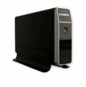 B-MOVE - CAIXA HD 3.5PP. IDE & SATA. USB 2.0. PRETO (BM-HDA02)P