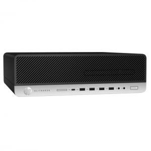 HP EliteDesk 800 G3 3.4GHz i5-7500 SFF Preto, Prateado PC