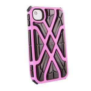 G-FORM - iPhone X - Pink Shell / Black RPT - CP1IP4011E
