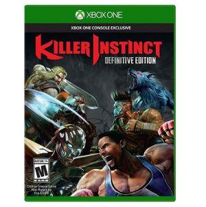 MICROSOFT - GAME XBOX ONE KILLER INSTINCT DEFINITIVE EDITION - 4W2-00017