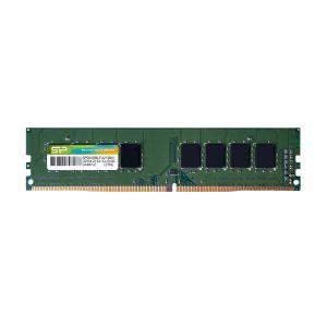 SILICON POWER - 8GB (1Gx8 SR) DDR4-2400,CL17,UDIMM - SP008GBLFU240B02