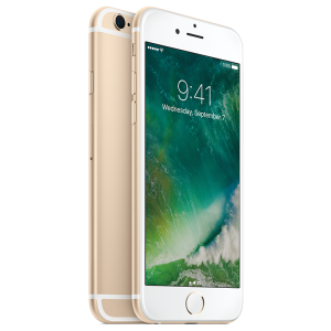 APPLE - iPhone 6s 32GB Gold