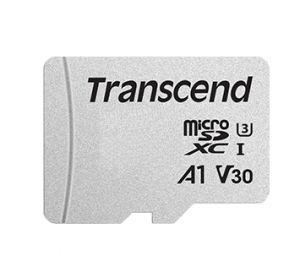 TRANSCEND - 64GB UHS-I U1 C10 MICROSD COM ADAPT