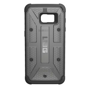 UAG - Samsung Galaxy S7 Edge Composite Case-Ash/Black - GLXS7EDGE-ASH