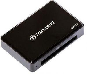 Transcend - Leitor de cartões memoria ts-rdf2 usb 3.0 cfast 2.0/ cfast 1.1/ cfast 1.0