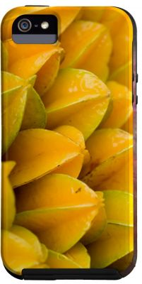 CASE-MATE - BARELYTHERE IPHONE 5 NG FRUIT (FR4-STAR FRUIT)