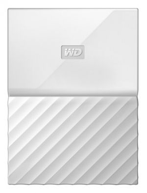 WESTERN DIGITAL - MY PASSPORT WDBYFT0020BWT 2 TB - USB 3.0