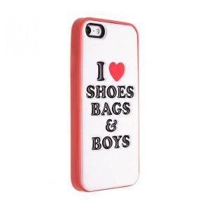 BENJAMINS - I LOVE IPHONE 5/5S/SE (SHOES, BAGS & BOYS)