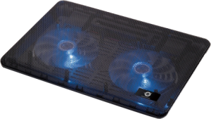 CONCEPTRONIC - Base 2-Fan Notebook Cooling Pad