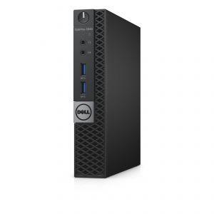 DELL - OPTIPLEX 3040 MFF I3-6100T 4GB 500GB W10