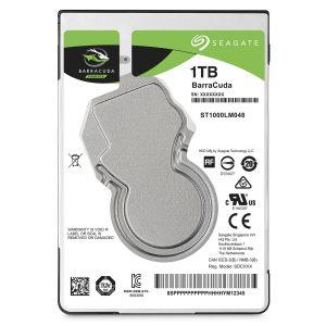 SEAGATE - HD 2.5 1TB SATA3 6GB/S 128MB 500 RPM BARRACUDA (ST1000LM048)