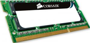 CORSAIR - SODimm DDR3 4GB PC 1066 CM3X4GSD1066