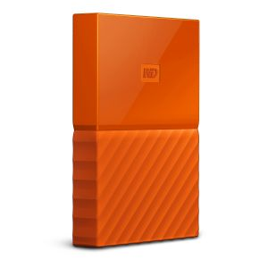 Western Digital My Passport 1000GB Laranja disco externo