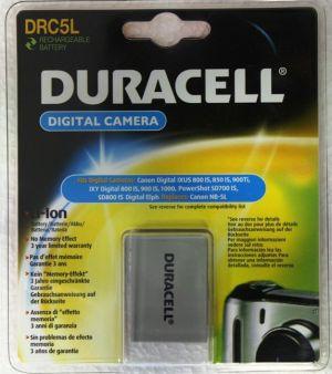 DURACELL - Bateria compativel Canon NB-5L