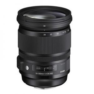 SIGMA - Objetiva 24-105mm/4.0 (A) DG OS HSM para Nikon