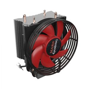 MARS GAMING - COOLER MARS GAMING 120W 9CM ULTRASILIENT FAN - MCPU117