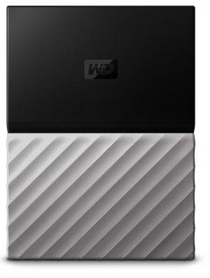 WD - HDD EXT My Pass Ultra 3TB Black Grey