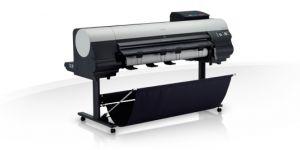 CANON - iPF8400SE de 24P - 6 cores pigmentadas, RAM de 384Mb, rolo de alimentação, placa de rede Gigabit e gestão de custos. Incluíu PosterArtist Lite e pedestal