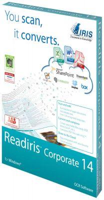 READIRIS - Corporate 14 Win (3Lic)