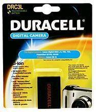 DURACELL - Bateria compativel Canon NB-3L