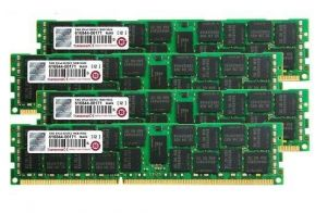 TRANSCEND - 32GB REG-DIMM KIT FOR APPLE 8GBX4 - TS32GJMA533H