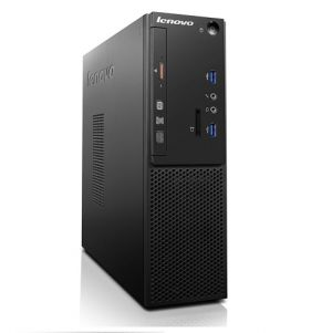 LENOVO - LENOVO S510 SFF , Core i5 6400 (2.7Ghz / 6M / 65W), 1x4GB DDR4-2133Mhz, 500GB 7200rpm 3.5P SATA, DVD+-RW, Intel integrated, 10/100, 7-in-1 (MMC/MS/MS Pro/SD/SDHC/XD/XD Type H), Express Card , Windows 10 Pro, 1/1 OnSite