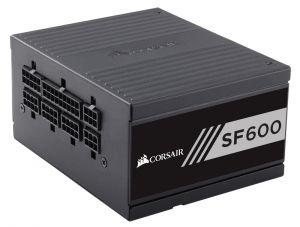 CORSAIR - SF600 600W HIGH PERFORMANCE SFX 80+ GOLD FULLY MODULAR CP-9020105-EU