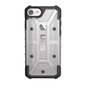 UAG - iPhone 7/6S Plasma Case-Ice/Black - IPH7/6S-L-IC