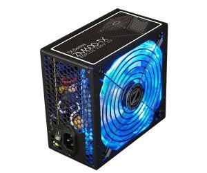 ZALMAN - Fonte ALIMENTACIÓN 600W ATX 2.3/ 80 PLUS /PFC ACTIVO/ 4X PCIE/ 6X SATA (ZM600-TX)