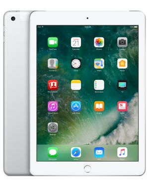 APPLE - iPad Wi-Fi + Cellular 128GB - Silver